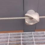 linea ancoraggio al muro winter 9000- montata 3
