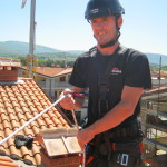 sicurezza in quota